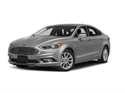 2017 Ford Fusion Energi lease in Long Beach,CA - Swapalease.com