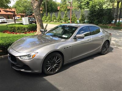2015 Maserati Ghibli lease in Jericho,NY - Swapalease.com