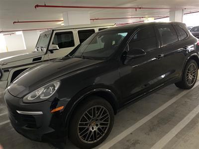 2018 Porsche Cayenne lease in Miami,FL - Swapalease.com