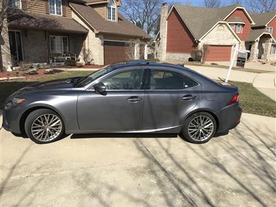 2016 Lexus IS 300 lease in Woodridge,IL - Swapalease.com