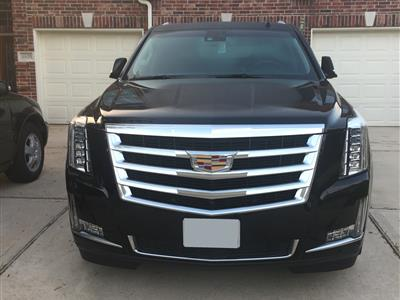 2016 Cadillac Escalade ESV lease in Humble,TX - Swapalease.com