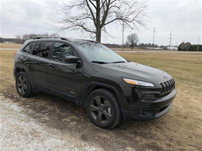 2017 Jeep Cherokee lease in Kouts,IN - Swapalease.com
