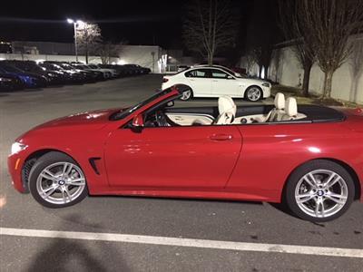 2016 BMW 4 Series lease in VIENNA,VA - Swapalease.com