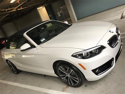 2018 BMW 2 Series lease in Laguna Niguel,CA - Swapalease.com