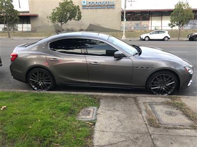 2015 Maserati Ghibli lease in Los Angeles,   - Swapalease.com