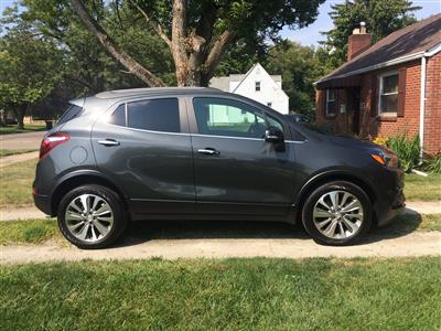 2017 Buick Encore lease in Tipp City,OH - Swapalease.com