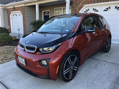 2015 BMW i3 lease in Virginia Beach,VA - Swapalease.com