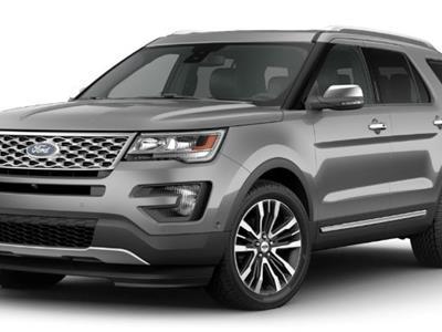 2017 Ford Explorer lease in DUNWOODY,GA - Swapalease.com