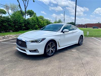 2017 Infiniti Q60 lease in Houston ,TX - Swapalease.com