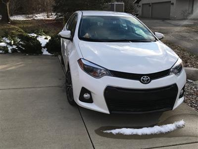 2016 Toyota Corolla lease in Lancing,MI - Swapalease.com