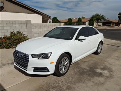 2017 Audi A4 lease in Chandler,AZ - Swapalease.com
