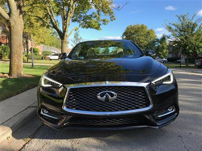2017 Infiniti Q60 lease in Lincolnwood,IL - Swapalease.com
