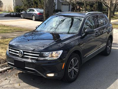 2018 Volkswagen Tiguan lease in Chicago,IL - Swapalease.com