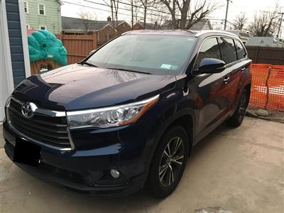 2016 Toyota Highlander lease in Tonawanda,NY - Swapalease.com