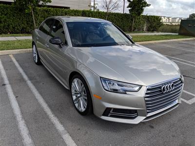 2017 Audi A4 lease in Doral,FL - Swapalease.com