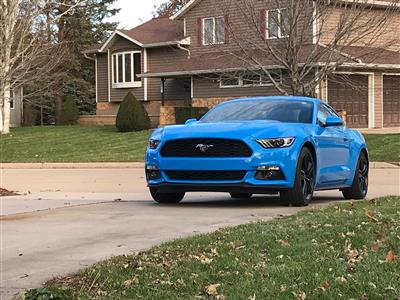 2017 Ford Mustang lease in Geneseo,IL - Swapalease.com