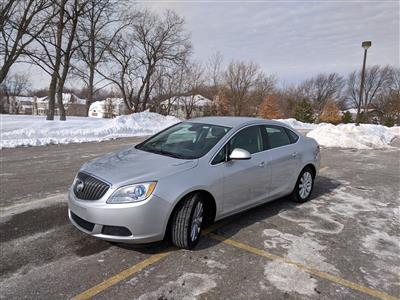 2016 Buick Verano lease in Plainfield,IL - Swapalease.com