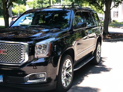 2017 GMC Yukon lease in New Canaan,CT - Swapalease.com