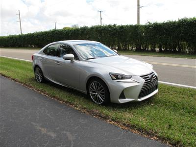 2017 Lexus IS 200t lease in Delray Beach,FL - Swapalease.com