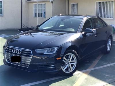 2017 Audi A4 lease in Redondo Beach,CA - Swapalease.com