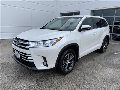 2017 Toyota Highlander Lease In Glenview Il Swapalease