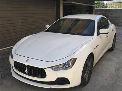 2015 Maserati Ghibli lease in South Pasadena,CA - Swapalease.com
