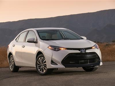 2017 Toyota Corolla lease in Canoga Park,CA - Swapalease.com
