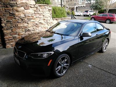 2016 BMW 2 Series lease in Snoqualmie,WA - Swapalease.com