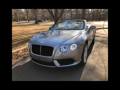 2013 Bentley Continental GTC V8 lease in Cranford,NJ - Swapalease.com
