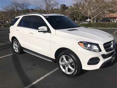 2017 Mercedes-Benz GLE-Class lease in Pleasant Hill,CA - Swapalease.com