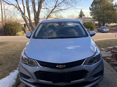 2018 Chevrolet Cruze lease in Denver,CO - Swapalease.com