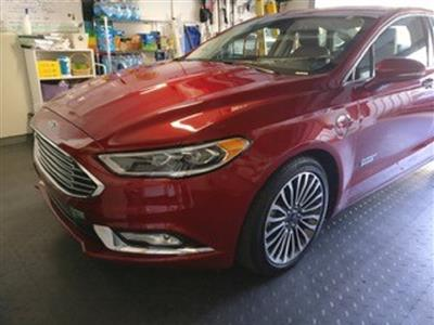 Ford Fusion Lease Deals California