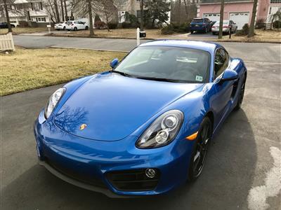 2016 Porsche Cayman lease in Iselin,NJ - Swapalease.com