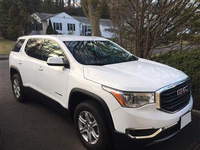 2017 GMC Acadia lease in Greenwich,CT - Swapalease.com