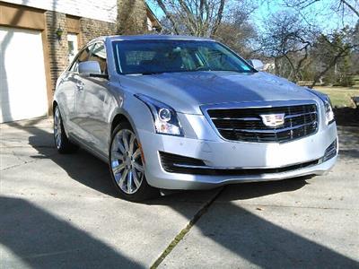 2016 Cadillac ATS lease in Farmington Hills,MI - Swapalease.com