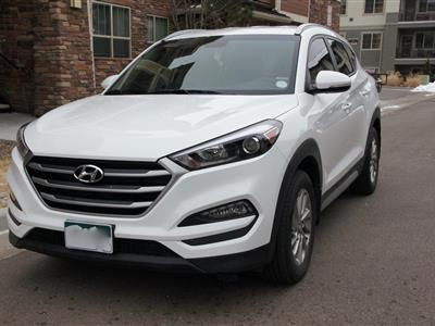 2017 Hyundai Tucson lease in Broomfield,CO - Swapalease.com