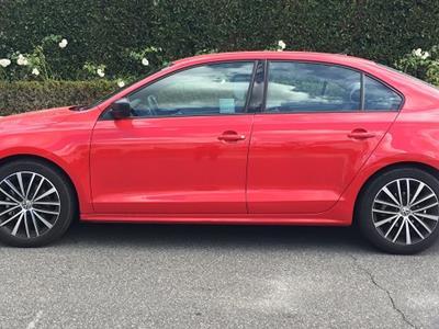 2016 Volkswagen Jetta lease in Sherman Oaks,CA - Swapalease.com
