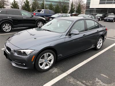 2016 BMW 3 Series lease in WASHINGTON,DC - Swapalease.com