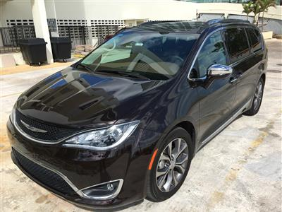 2017 Chrysler Pacifica lease in Miami,FL - Swapalease.com