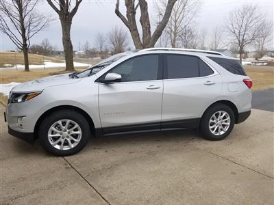 2018 Chevrolet Equinox lease in Cold Spring,MN - Swapalease.com
