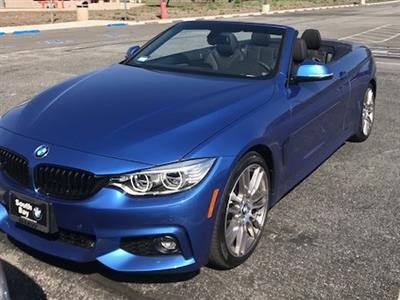 2017 BMW 4 Series lease in Los Angeles,CA - Swapalease.com