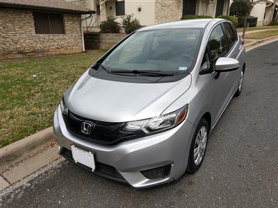 2016 Honda Fit lease in Austin,TX - Swapalease.com