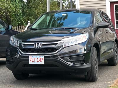2016 Honda CR-V lease in Chicopee,MA - Swapalease.com