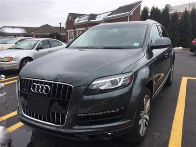 2013 Audi Q7 lease in Long Valley,NJ - Swapalease.com