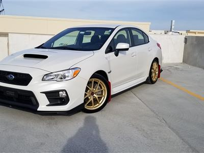 2018 Subaru WRX lease in Sterling,VA - Swapalease.com