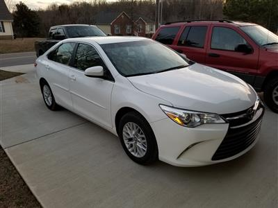 2017 Toyota Camry lease in White House,TN - Swapalease.com