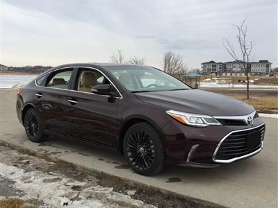 2016 Toyota Avalon lease in Omaha,NE - Swapalease.com