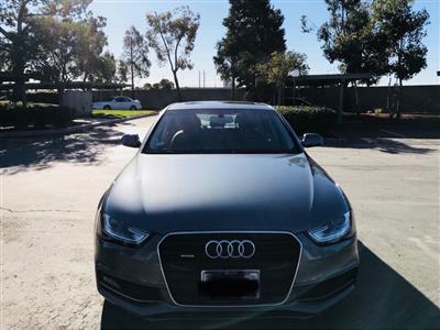 2016 Audi A4 lease in Fremont,CA - Swapalease.com