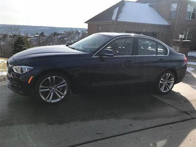 2016 BMW 3 Series lease in Wheeling,WV - Swapalease.com