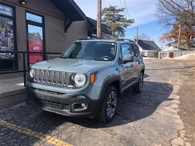 2017 Jeep Renegade lease in Kego Harbor,MI - Swapalease.com
